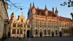 Beautiful Evening in Bruges