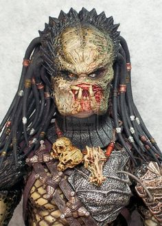 Hot Toys Wolf repaint by mangrasshopper on DeviantArt