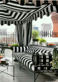 Fabulous terrace furniture
