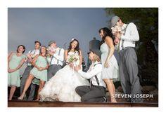 Stevenjoseph.us; Destination Weddings; Outdoor Weddings; Las Vegas Weddings; Spring Weddings; Bridal Party