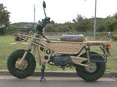 ZoomerBoys Honda Motra