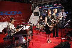 28° JAZZASCONA 2012 by JazzAscona, via Flickr    Rhoda Scott & Lady Quartet