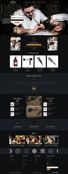 Ecommerce Website Design, Website Design Layout, Web Design, Best Shopify Themes, Online Themes, Electronic Shop, Branding Your Business, Website Themes, Website Template