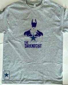 The DAKnight Dallas Cowboys T-Shirt Dallas Cowboys Jersey 2489fb1b1