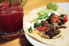 shredded beef tacos ala @Elizabeth Farrell These are ridiculously good and will be made often at this house!