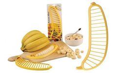 Banana Slicer | 15 Weirdest Kitchen Gadgets Ever