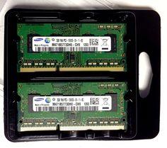 APPLE 2 x 2GB 4GB DDR3 PC3-10600 IMAC MACBOOK PRO MAC MINI HP SONY LAPTOP MEMORY