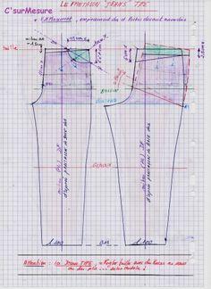 4.16 : le Jeans Type.