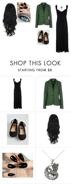 """Liliana, Night #2"" by locksley-cxli ❤ liked on Polyvore featuring Grazia'lliani, Aglaia and Carolina Glamour Collection"
