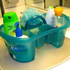Shower Caddy For College Musthave Dorm Gear For College Students  Dorm Clutter And College