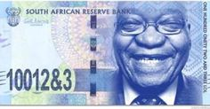One hundred onety two and three rands! #zumamustfall #southafrica…