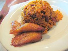 Receta Mamposteao Rice Puerto Rico.    this is delicious!