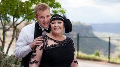 Este joven de 17 años sabía que su madre moriría antes de su boda. Así que hizo esto por ella