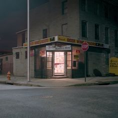 Baltimore nighttime photographer Patrick Joust captures rarely seen side of the city