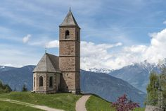 Bergkirche St. Kathrein in Hafling, Südtirol
