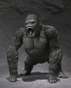 [BANDAI] King Kong 2005 S.H. MonsterArts