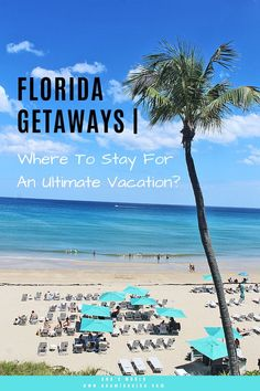 Planning for an ultimate vacation to the Sunshine State, check out some incredible Florida getaways and places to stay for an unforgettable experience!  #Floridagetaways #FloridaHotels #Floridaresorts #Floridavacation Alaska Travel, Canada Travel, Travel Usa, East Coast Usa, Florida Travel, Texas Travel, United States Travel, Family Travel, Family Vacations