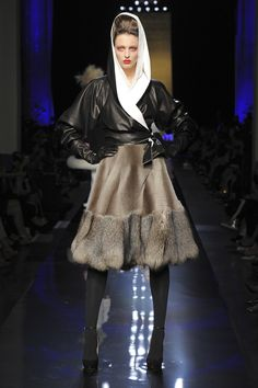 Jean Paul Gaultier couture Fall/Winter 2014-2015|13