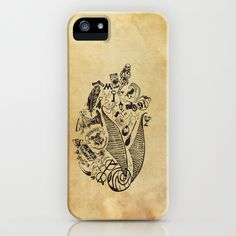 Harry Potter in our hearts iPhone Case