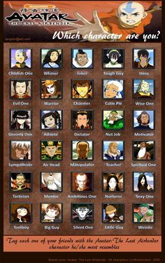 The 48 Best Avatar Last Airbender Images On