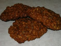 Sunflower Seed Butter Oatmeal Chocolate Chip Cookies