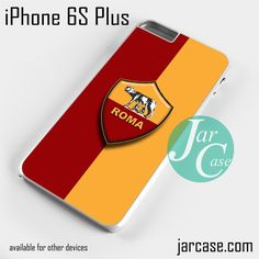 as roma Phone case for iPhone 6S Plus and other iPhone devices