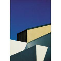 Franco Fontana, Urban Landscape, Venice, L.A., 1990