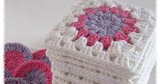 Innostuin kuvaamaan hiljakseen etenevää virkkausprojektia,   nämä granny palat ovat mielestäni niin soman näköisiä!   Paloja on... Toblerone, Blanket, Crochet, Art, Handarbeit, Ganchillo, Blankets, Cover, Crocheting