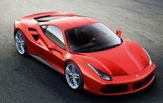 The New Ferrari 488 GTB