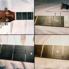 Changement de frets sur Guitare Taylor / Fret work on a Taylor guitar Instruments, Guitar, Music, Musical Instruments, Tools