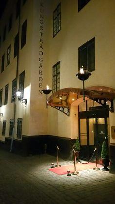 Hotel Kungsträdgården in January 2015