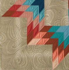 Quilts + Color: Southwest Star