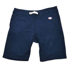 Battenwear - Gym Sweat Shorts - Navy