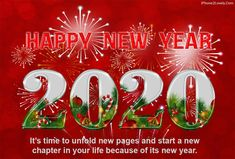 Happy New Year 2020 Red Background Happy New Year 2020 Red Background This i. Happy New Year Love Quotes, Happy New Year Photo, Happy New Year Message, Happy New Year Images, Happy New Year Wishes, Happy New Year Greetings, Happy New Year 2019, New Year 2020, New Year Status