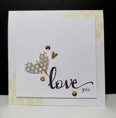 Love this funky love. By Funky Fossil Designs