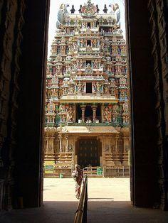 Sri Meenakshi Temple of Madurai
