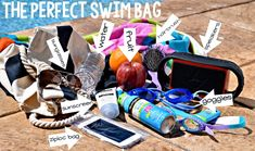 the perfect swim bag