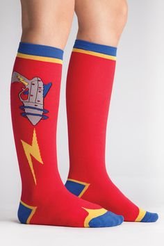 Pssst..... we haven't photographed these yet, but we've decided to make our new socks from Sock It To Me available with supplier photos so that you don't have to wait!