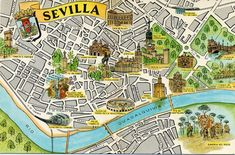 Where´s your favorite place in Sevilla?