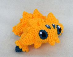 crochet pokemon  | Pokemon Crocheted Plush Characters - Amazing! - Bloggedd