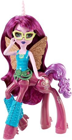 Monster High® Fright-Mares™ Penepole Steamtail™ Dolls - Shop Monster High Doll Accessories, Playsets & Toys | Monster High
