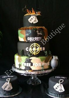 1000 Images About Call Of Duty Party On Pinterest Call