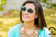 Juanjo Oliva sunglasses