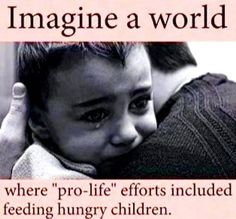 """""""Every time a pro-lifer goes on about how we should respect the life of zygotes, I want to take them straight to the slums of Kolkata and place in their hands one of many unwanted children who spend their day begging to feed themselves, so they can take them back to their comfortable homes and put an end to their unreasonable and dangerous hypocrisy"""" - Hemley Gonzalez, Founder of Responsible Charity."""