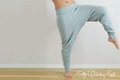 DIY Harem Pants (prettyquirkypants)