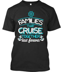 family cruise shirts - Google Search