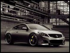 Lovely Perhaps...! I Actually Like This Color! Nissan Altima Coupe
