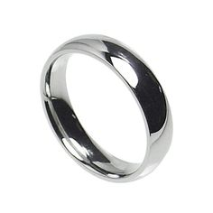 6mm Stainless Steel Comfort Fit Plain Wedding Band Ring Size 5-14 >>> New and awesome super discounts awaits you, Read it now  : Women's Fashion for FREE