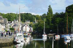 Pont-Aven | Finistère Bretagne #myfinistere