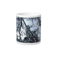 Snow Covered Tree Branches> Specialty Mug for HIM $20.65 http://www.zazzle.com/snow_covered_tree_branches_specialty_mug-183860387433257485?gl=Susang6=238418686999709759